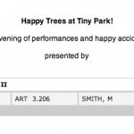 happy-trees, performance, Tiny-park